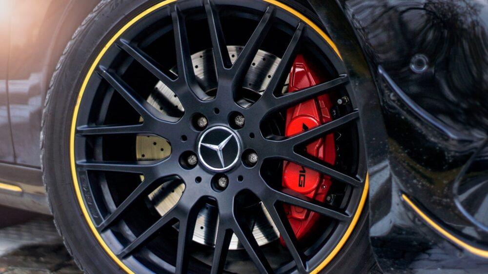 felga Mercedes A45 AMG